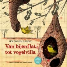 Julio Antonio  Blasco, Daniel  Nassar Van bijenflat tot vogelvilla