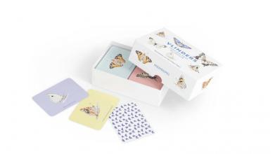 Veronique Baur , Vlinders