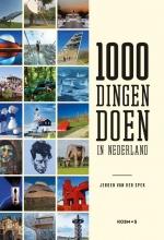 Jeroen van der Spek , 1000 dingen doen in Nederland