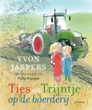 Yvon Jaspers , Ties en Trijntje op de boerderij