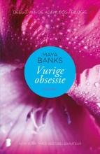 Maya Banks , Vurige obsessie