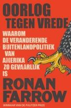 Ronan  Farrow Oorlog tegen vrede