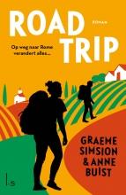 Anne Buist Graeme Simsion, Roadtrip