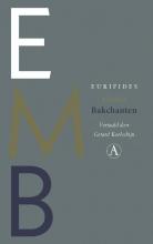 Euripides , Medea Bakchanten