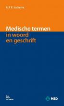 A.A.F. Jochems , Medische termen in woord en geschrift