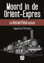 Agatha  Christie Moord in de Oriënt-Expres - grote letter uitgave