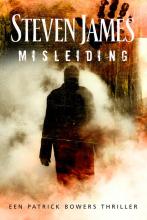 Steven James , Misleiding
