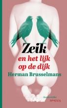 Herman  Brusselmans Zeik en het lijk op de dijk