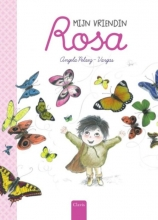 Angela  Pelaez-Vargas Mijn vriendin Rosa