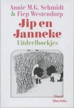 Schmidt, Annie M.G. Jip en Janneke uitdeelboekjes box 10 ex