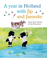 Annie M.G. Schmidt , A year in Holland with Jip and Janneke