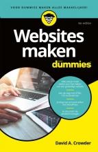 David A. Crowder , Websites maken voor Dummies