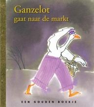 Rindert Kromhout , Ganzelot gaat naar de markt
