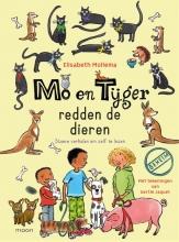 Elisabeth Mollema , Mo en Tijger redden de dieren