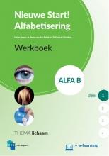 , Nieuwe Start Alfabetisering Alfa B Deel 1 Werkboek
