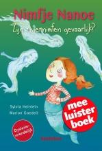 Sylvia  Heinlein Nimfje Nanoe. Zijn riviernimfen gevaarlijk? Meeluisterboek