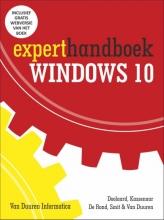 Ronald Smit Peter Doolaard  Peter Kassenaar  Michiel de Rond, Experthandboek Windows 10