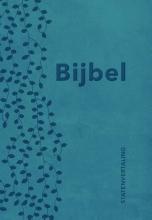 , Bijbel (SV) met psalmen (ritmisch) - turquoise
