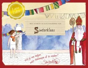 Melcher de Wind, Tamira de Wind Het schets en knutselboek van sinterklaas