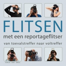 Sonja van Driel Flitsen met een reportageflitser
