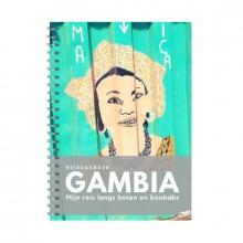 Anika Redhed , Reisdagboek Gambia