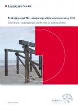 Mr. S. van Cleef Praktijkpocket Wet maatschappelijke ondersteuning 2015