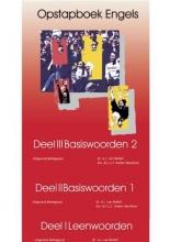 M.C.L.F. Hoeks-Mentjens A.J. van Berkel, Opstapboek Leenwoorden, Basiswoorden I, Basiswoorden II Complete set