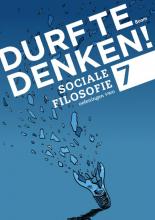Natascha Kienstra Frank Meester  Maarten Meester, Sociale filosofie Vwo 7 Werkboek