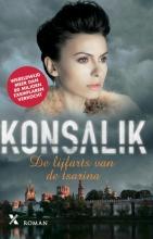 Heinz G.  Konsalik KONSALIK*DE LIJFARTS VAN DE TSARINA