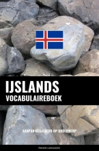 Pinhok Languages , IJslands vocabulaireboek