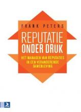 Frank  Peters Reputatie onder druk