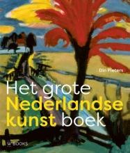 Din Pieters , Het grote Nederlandse kunst boek