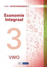 Ton  Bielderman, Herman  Duijm, Gerrit  Gorter, Gerda  Leyendijk, Paul  Scholte, Theo  Spierenburg Economie Integraal vwo Antwoordenboek 3