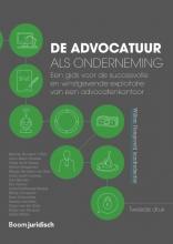Willem  Hengeveld De advocatuur als onderneming