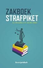 Sam van den Akker Bram Horenblas, Zakboek strafpiket