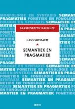 Hans Smessaert , Semantiek en pragmatiek