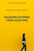 Antoon van Aken , Inleiding externe verslaggeving