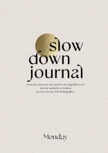 Hilde Eisma , MONDAY Slow Down Journal