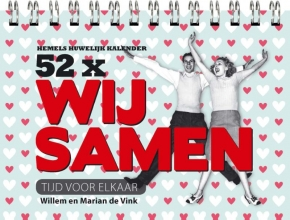 Marian de Vink Willem de Vink, 52 x Wij Samen
