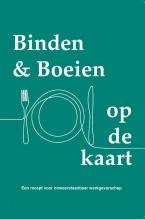 Joyce Vastenhouw , Binden & Boeien op de kaart