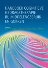 , Handboek CGT bij middelengebruik en gokken