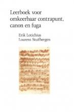 L. Stuifbergen E. Lotichius, Leerboek voor omkeerbaar contrapunt canon en fuga