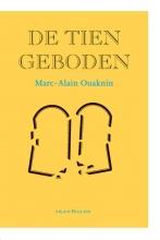 Marc-Alain Ouaknin , De Tien Geboden
