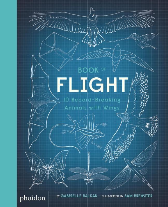 Balkan, Gabrielle,Book of Flight