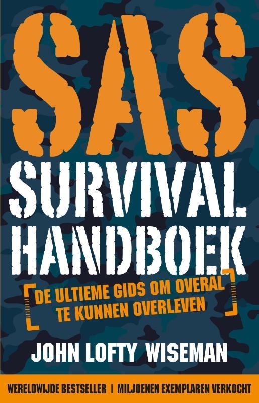 John Wiseman,Het SAS Survival handboek