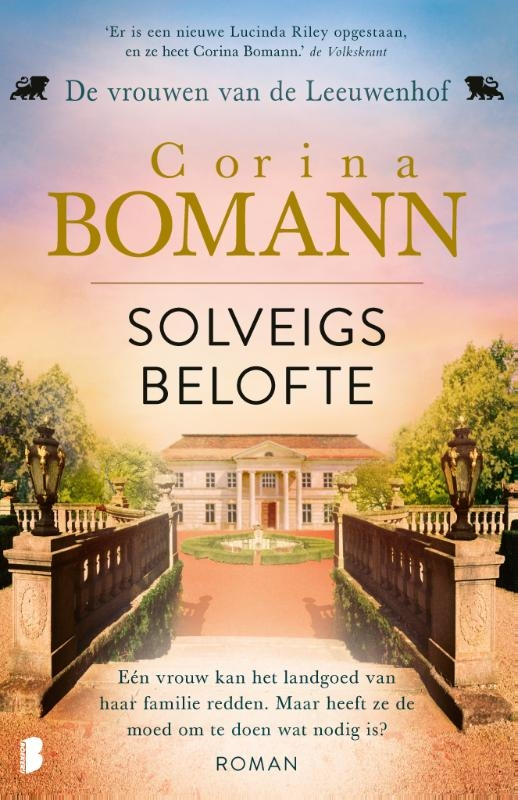 Corina Bomann,Solveigs belofte