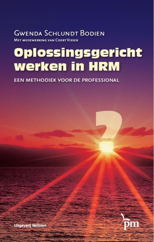 Gwenda Schlundt Bodien,Oplossingsgericht werken in HRM