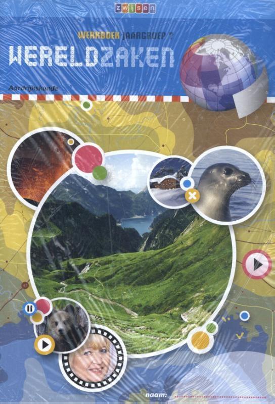 ,Wereldzaken Jaargroep 7 Werkboek