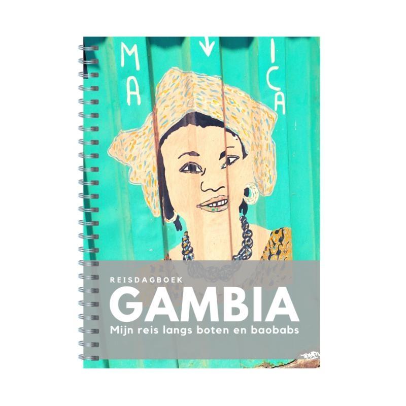 Anika Redhed,Reisdagboek Gambia