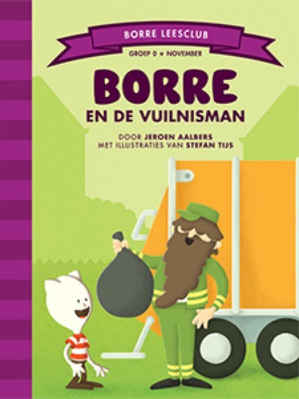 Jeroen Aalbers,Borre en de vuilnisman